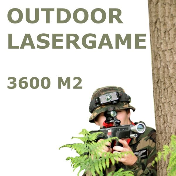 Outdoor Lasergame (MA - DO)