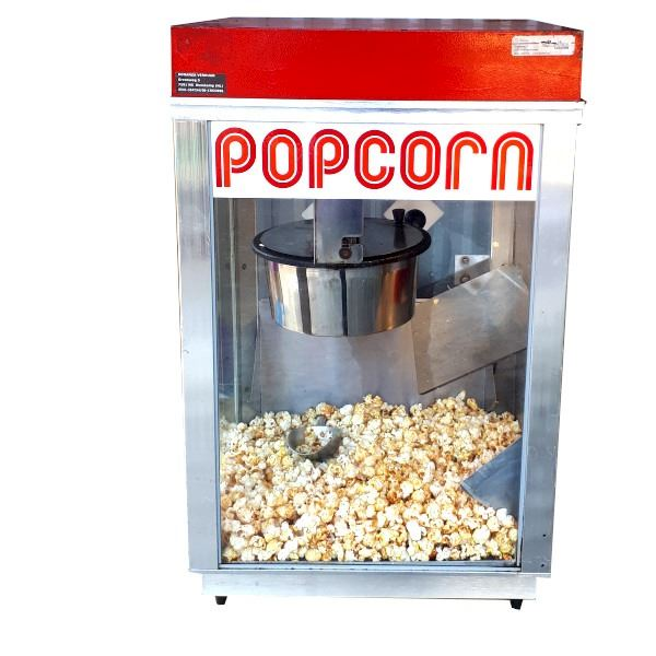 Popcorn machine professioneel